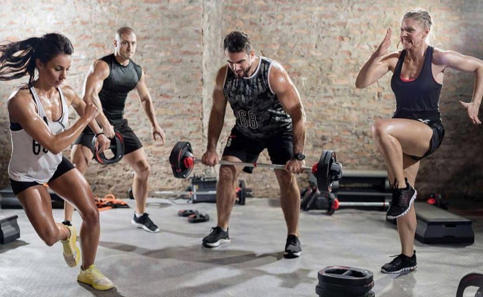 Perché i clienti dovrebbero scegliere l'allenamento di forza funzionale